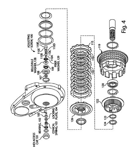 harley davidson transmission diagram harley sportster transmission exploded view