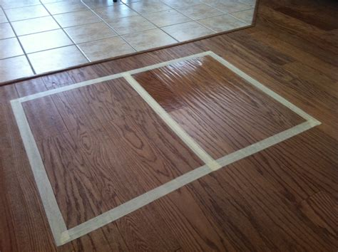 hardwood floors clean rejuvenate before after