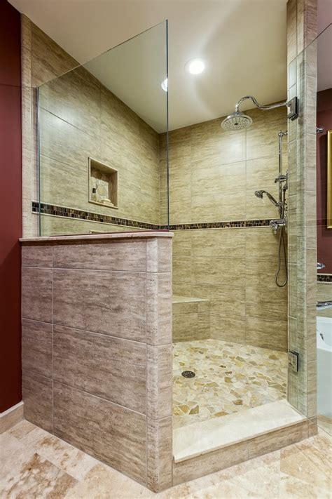 Shower Without Doors Shower Enclosures Without Doors Walk In Shower Designs Without Doors Pictures Bathroom Bathtubs