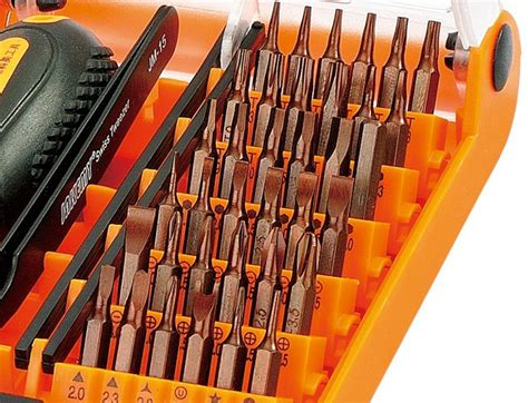 Obeng Mini Set jual jakemy 38 in 1 mini screwdriver set jm 8107 murah hitechcomputer co id