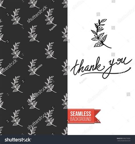 chalkboard thank you card template chalkboard style greeting card outdoor celebrations stock