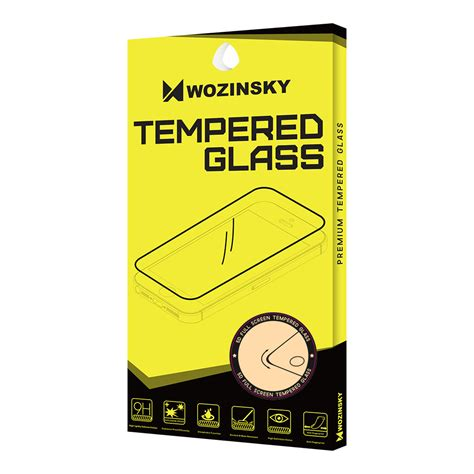Tempered Glass 3d Samsung S8 wozinsky tempered glass 3d screen protector coveraged