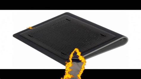 targus chill mat awe55us notebook fan cooling pad