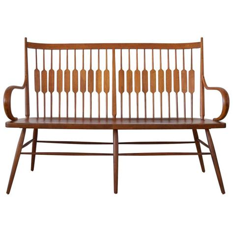 shaker style benches walnut shaker style bench by kipp stewart and stuart