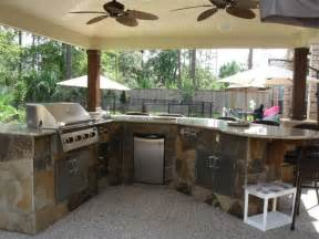 Backyard Kitchen Plans by 47 Amazing Outdoor Kitchen Designs And Ideas Interior
