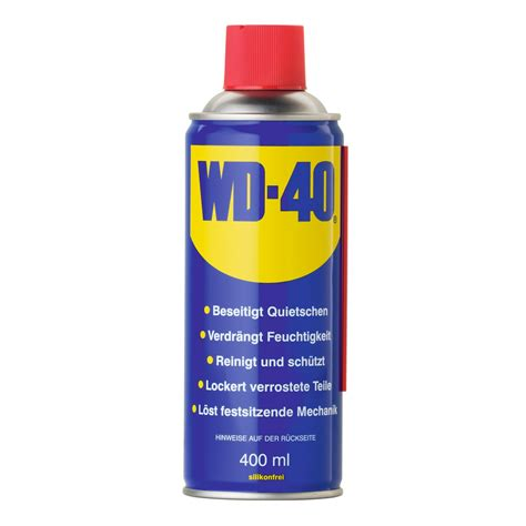 Wd40 Wd 40 Wd 40 Kemasan 191 Ml wd 40 vielzweckspray 400 ml rostl 246 ser multifunktions spray