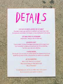 wedding invitations details card ngaio julian s lettered ombre wedding invitations