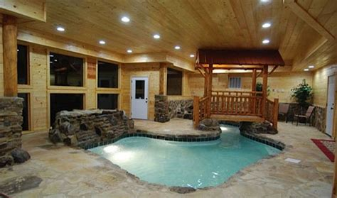 Pigeon Forge Cabin Rentals With Indoor Pool by The World S Catalog Of Ideas
