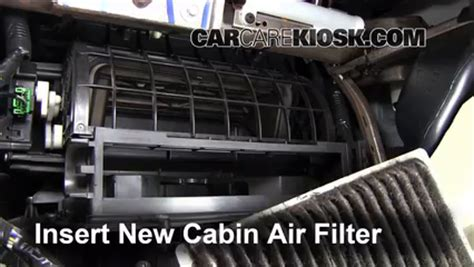 Do I Need A Cabin Air Filter by 2007 2015 Lincoln Mkx Cabin Air Filter Check 2007