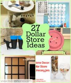 Dollar Store Home Decor Tons Of Dollar Store Craft Amp Decor Projects To Make