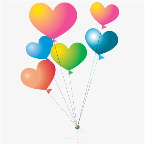 Clipart Palloncini Shaped Balloon Balloon Clipart Color Wedding Png