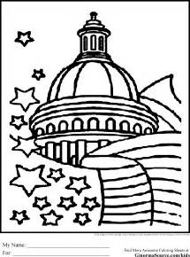 in color washington dc washington dc coloring pages coloring pages