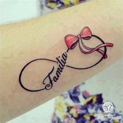 tattoo escrita family tattoo em homenagem 224 fam 237 lia foto 5725 mundo das