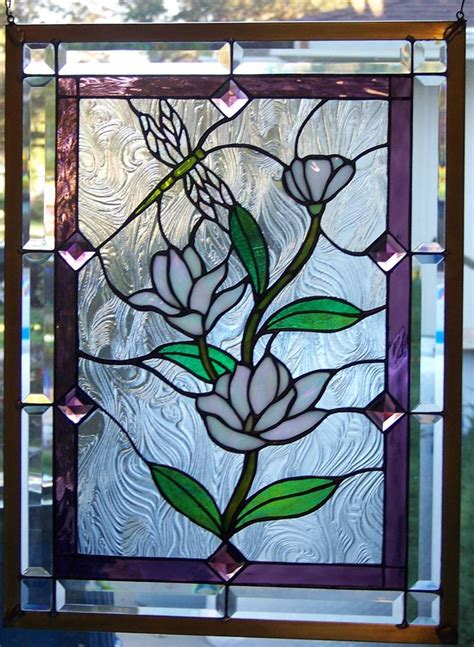 Stained Glass Hanging L by Stained Glass Window Hanging Ebay