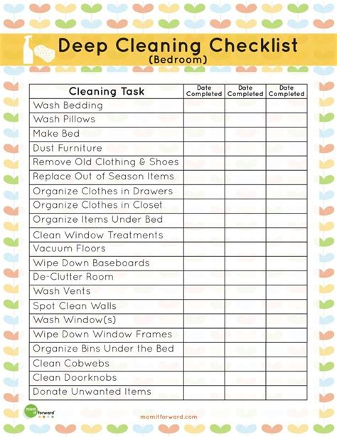 house checklist best 25 room cleaning checklist ideas on pinterest