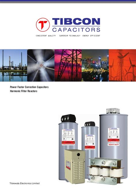what is a pfc capacitor pfc capacitors reactor brochure 3 2 mb