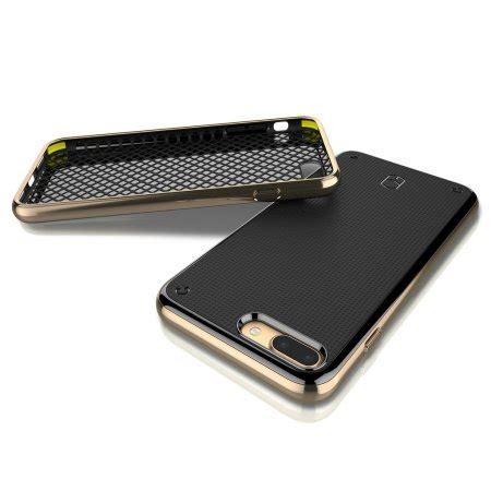 Patchworks Iphone 7 Flexguard Gold 1 patchworks flexguard iphone 7 plus chagne gold mobilezap australia