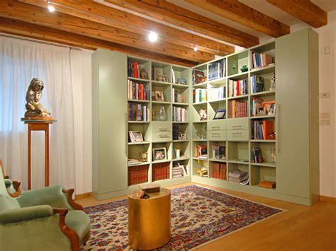 libreria vicenza arredo su misura muzzana a vicenza produzione di librerie