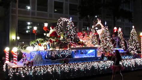 new year parade honolulu 2014 honolulu city electrical lights parade 2014