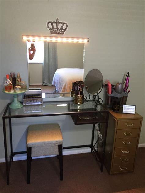 kosmetikspiegel ikea schminkspiegel beleuchtet ikea das beste aus wohndesign
