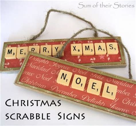 easy scrabble easy scrabble tile ornament i can see how you