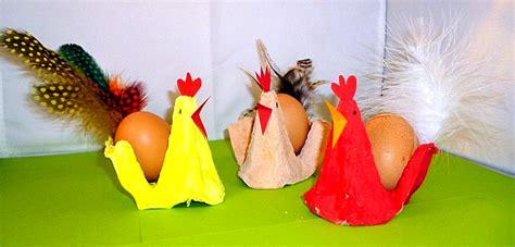 Basteln Mit Eierschachteln Vielfältige Ideen Aus Eierkartons by Hahn Und Henne Aus Eierkarton Ostern Basteln Meine