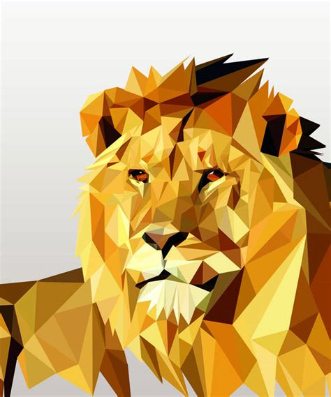 poly pattern ai 30 extremely creative low poly illustrations