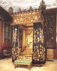 queen elizabeth bedroom burghley house tour