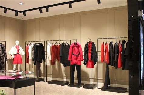 Clothing Shop Racks The New High Grade Iron Floor Type Clothing Store Display