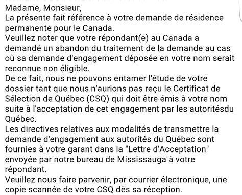 Lettre De Demande De Visa Canadien Questions De L Entrevue Avant Reception Visa Page 6 Parrainages Et Mariages Immigrer