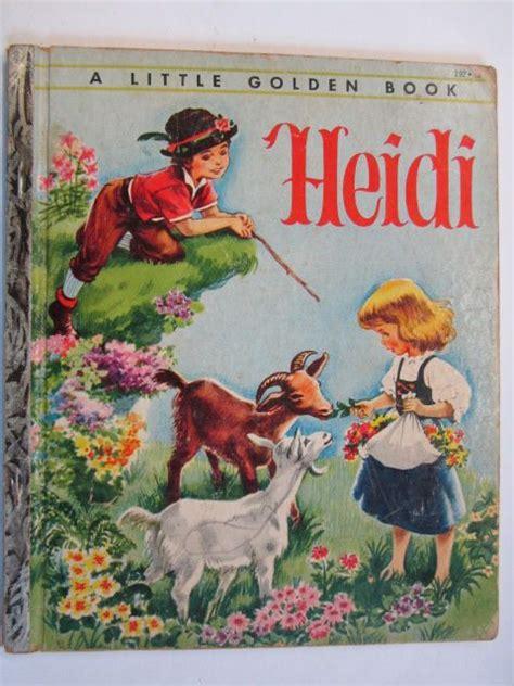 heidi books heidi book vintage