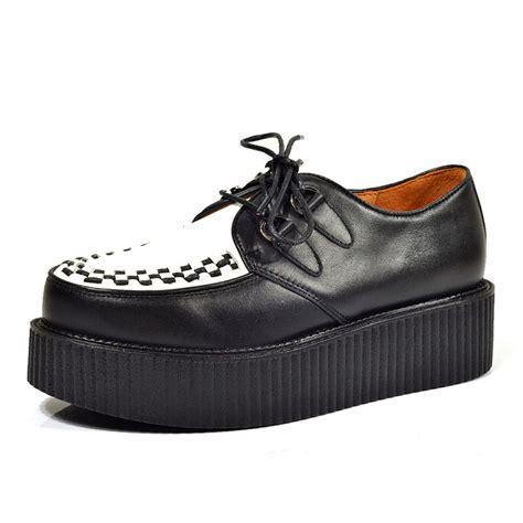 mens platform sneakers mens designer leather flatform shoes cw721611