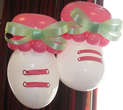 balloons decoration for baby shower party favors ideas