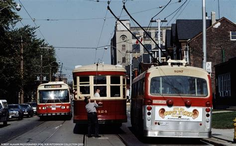toronto trolleys and buses on 1000 images about toronto trolleys and buses on