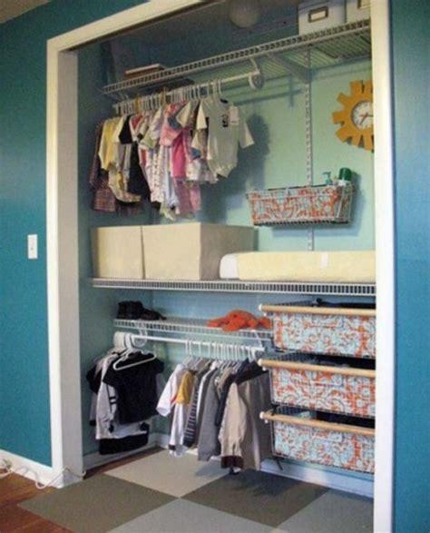 Kid Closet Organization Ideas by 25 Ideas To Organize Closets Kidsomania