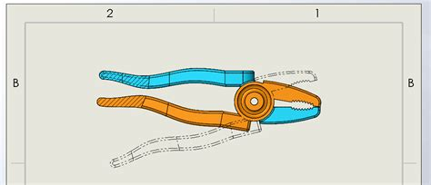 Solidworks Drawing Broken Out Section
