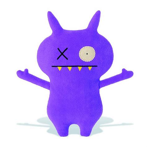 HANDSOME PANTHER UGLYDOLL 12IN PLUSH   Archonia.com
