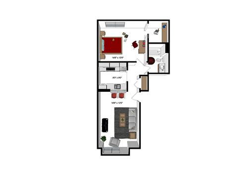 one bedroom apartments lancaster pa one level townhome floor plans