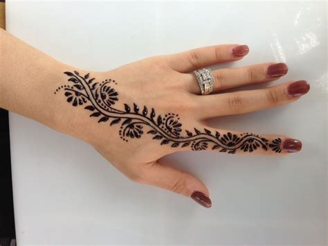 henna tattoo on hand price miami henna jagua temporary tattoos home slayed