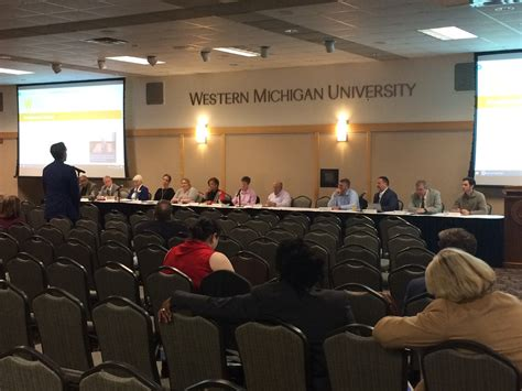 Wmu Search President Candidates To Be Secret In Western Michigan Search Mlive