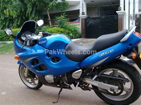 2000 Suzuki Gsxr 600 Used Suzuki Gsx R600 2000 Bike For Sale In Karachi 92511