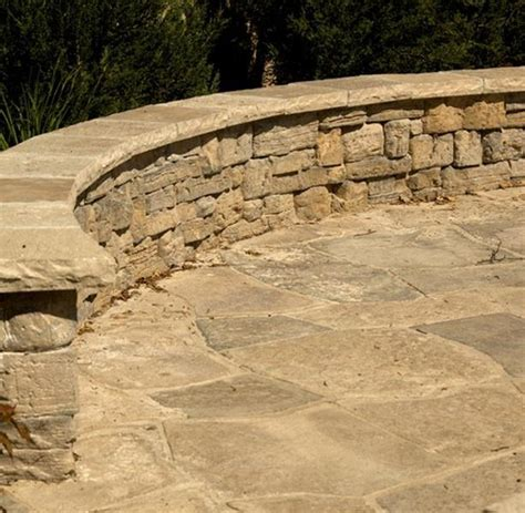 Retaining Wall Coping Dimensional Coping Coping Pavers Retaining Walls