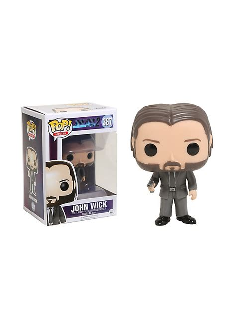 Funko Pop Wick Exclusive Funko Wick Chapter 2 Pop Wick Vinyl