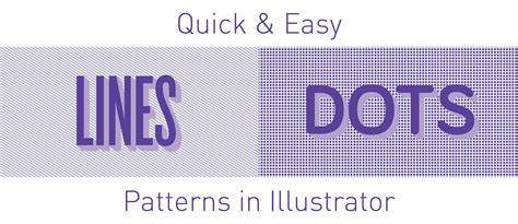 create pattern in illustrator how to make patterns in illustrator lines dots
