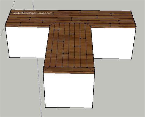 build  wood floor countertop sawdust girl