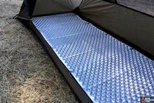 therm a rest z lite sol review sleeping pad review