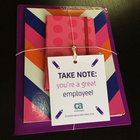 Gift Cards For Employee Recognition - 6 easy gift ideas for employee appreciation