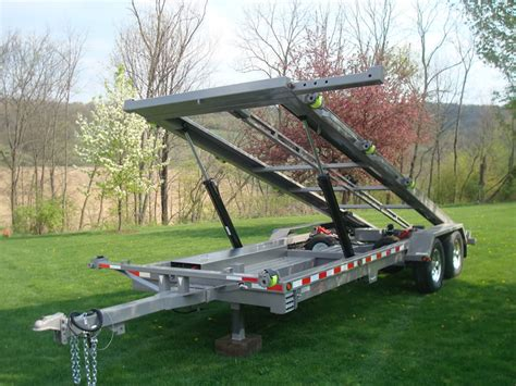 Shed Moving Trailer by Creekside Welding Shed Trailers And Gazebo Trailers