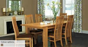 Oak Dining Room Constable Dining Collection