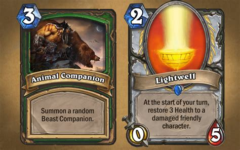 Hearthstone Gift Card - blizzard s favorite cards news hearthstone